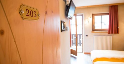 Zweibettzimmer oder Doppelzimmer